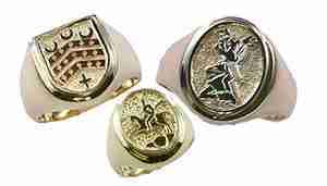 Family Crest Jewellery