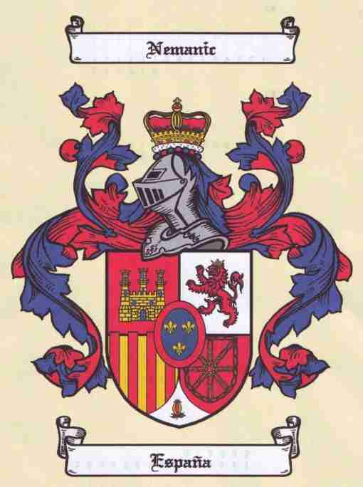 Coat of Arms print